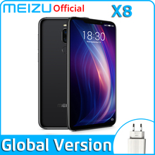 Meizu X8 4GB 64GB Global-Version GSM/CDMA/LTE/WCDMA Mcharge Octa Core Fingerprint Recognition