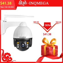 INQMEGA Ip-Camera Outdoor Ptz Wifi-Speed Dome Cloud Onvif 4x-Digital-Zoom 1080P IR 2MP