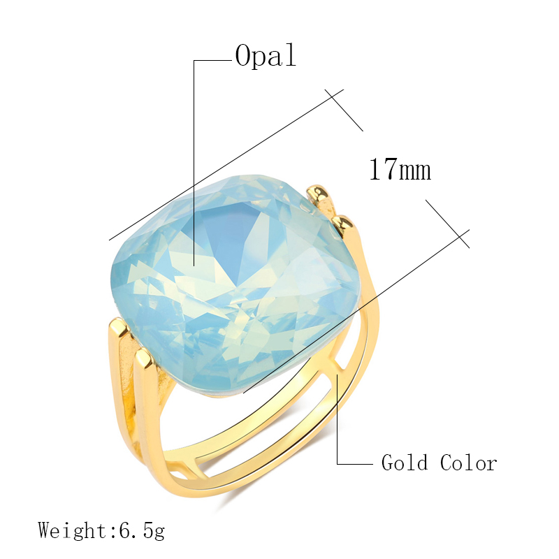 Kinel-2020-Fashion-Square-Blue-Opal-Stone-Wedding-Rings-For-Women-Gold-Color-CZ-Zircon-Ring (1)