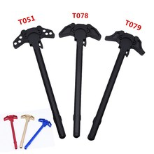 Tactical Charging Handle Latch For AR15 M4 M16 Hunting Gun Accessories