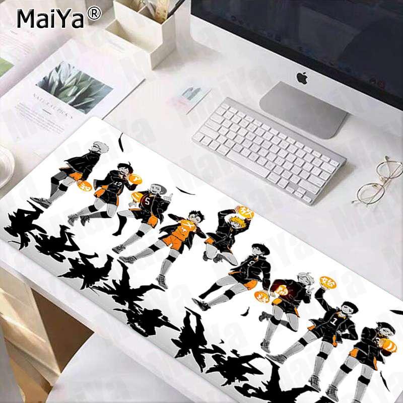 Mousepad Large Mouse Mat Game Playmat Table Mat 70x40cm Anime Haikyuu!