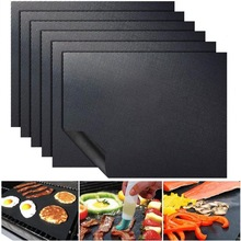 Bbq-Grill-Mat Bbq-Tools Non-Stick Heat-Resistance Cooking Cleaned 2pcs Easily
