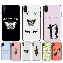 Мягкий чехол для телефона Yinuoda Larry Stylinson для iPhone 11 8 7 6 6S Plus X XS MAX 5 5S SE 2020 XR 11 pro(Китай)