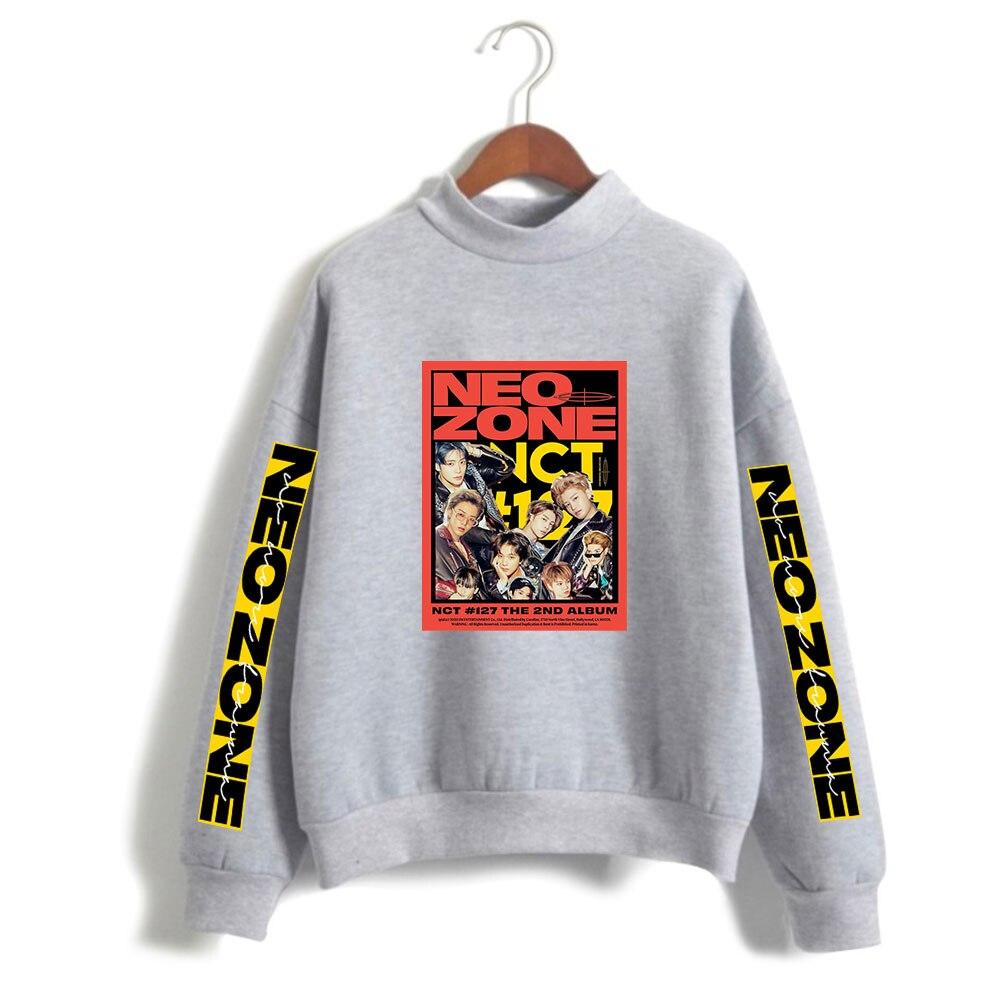 Kpop NCT127 Neo Zone The Final Round Album Hoodie Unisex Casual Sweatshirt New