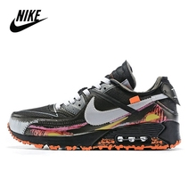 Running-Shoes Virgil White Nike Camouflage Outdoor Sports 40-45 X Men CI6394 90 001-Size