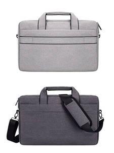 Handbag Shoulder Laptop Bag For Macbook Air 13.3 14.1 15.4 15.6 Inch Case Notebook For