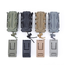 Pouches Rifle-Magazine-Pouch Waist-Belt Cs-Pistol Military-Shooting Molle Hunting Tactical