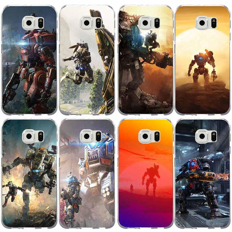 coque iphone 8 titanfall 2