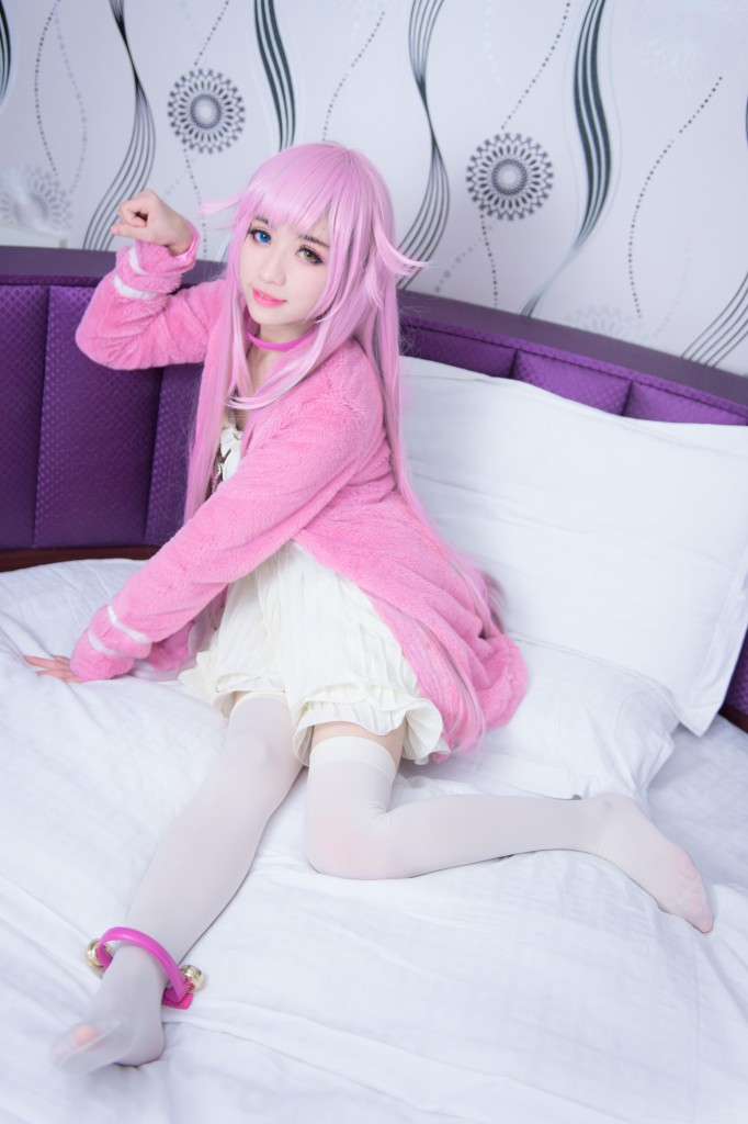 【cosplay福利】足控福利慎点neko猫!喵喵喵跟我一起