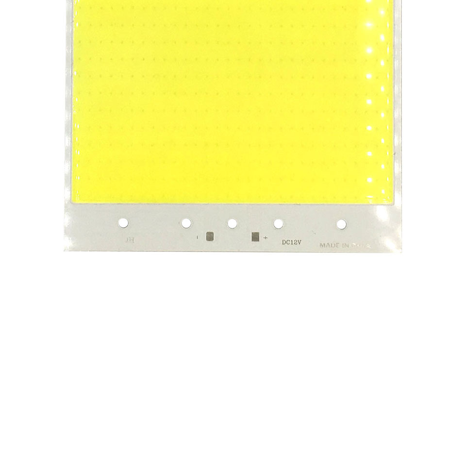 Super Bright Dimmable 12V COB LED Lights Board Panel Lamp max 300W LED Lighting with Dimmer Cold White 6500K COB Bulbs for DIY (9)