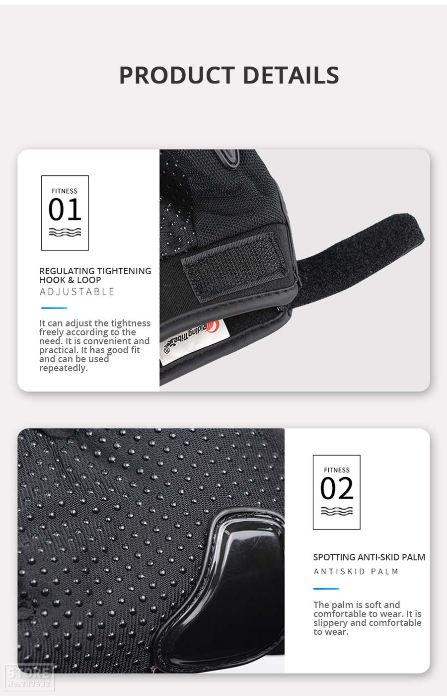 Gloves Pro-Biker Collection (22) 43