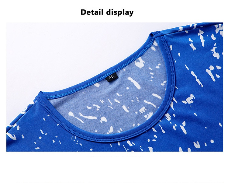 Casual Men Clothing Set Summer Beach Fashion T shirts And Short Pants Elastic Waist Breathable Fitness Sportswear Tracksuit