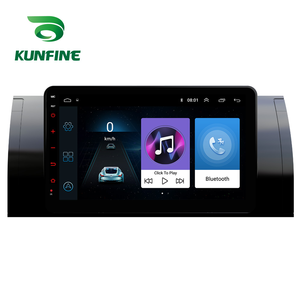 Android Car DVD GPS Navigation Multimedia Player Car Stereo For BMW E39 Radio Headunit3