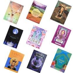 Хит продаж, карты королевы Луны Oracle, прочные веселые настольные игры, карты Таро, мистическое руководство, гадание, вечерние карты