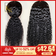 Wigs Lace-Wig Hair-King Human-Hair Rosa-Queen Curly Pre-Plucked Black Remy Women Brazilian