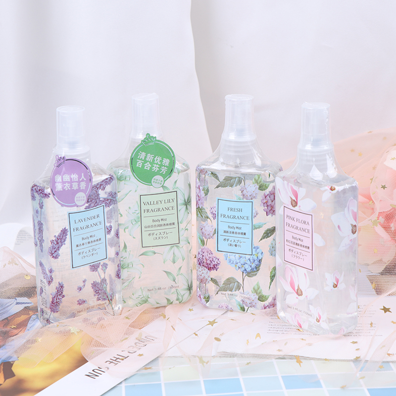 Female Parfum Scent Lasting Fragrance Women Perfumed Men With Naturally Wild Fresh Body Spray For Women & Men Sweat Deodorant