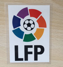 2014-2015 LFP Patch La Liga Patch Player Версия игры Patch Iron On Transfer Badge(Китай)