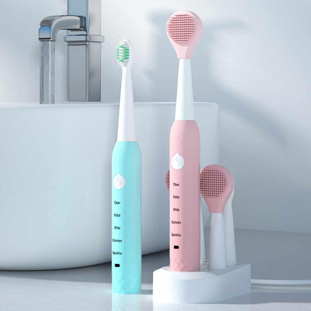 Электрическая зубная щетка цена курск