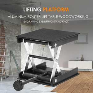 Aluminum Router Lift...