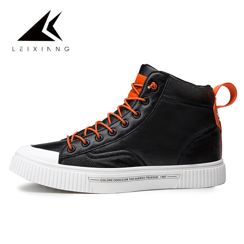 Shoe Skateboard-Shoes Taylor Sneakers Men Star High-Top All-Chuck Sport Waterproof Men's title=