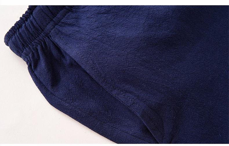7Colors Summer Shorts Men Casual Running Shorts High Quality Brand Cotton Male Short Pants Plus Size 4XL 5XL 2019 Drop Shipping 02