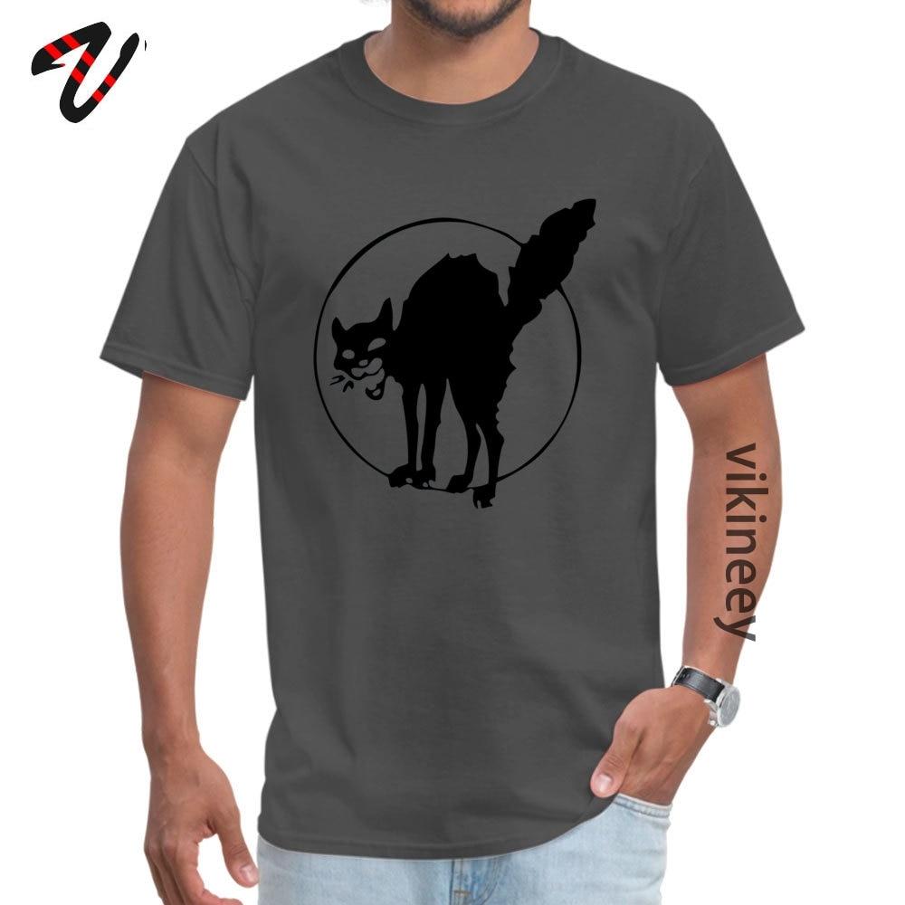 Anarchist black cat T-shirts Short Sleeve Custom 2019 Newest Mens Labor Day Tops Shirts Custom Tops Shirt O-Neck Cotton Anarchist black cat 7590 carbon