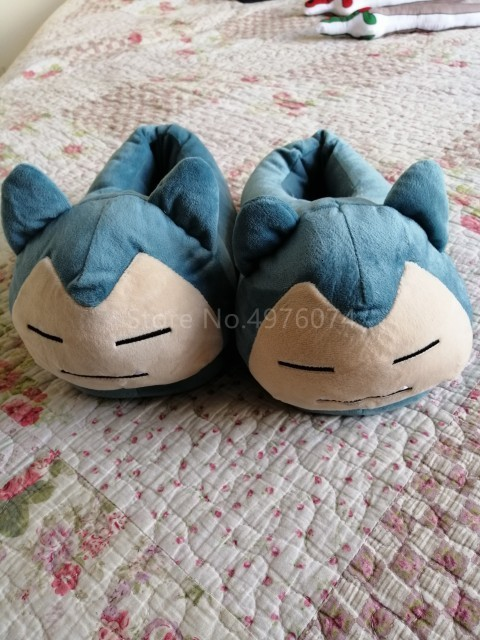 Women Men Winter Warm Pokemon Snorlax