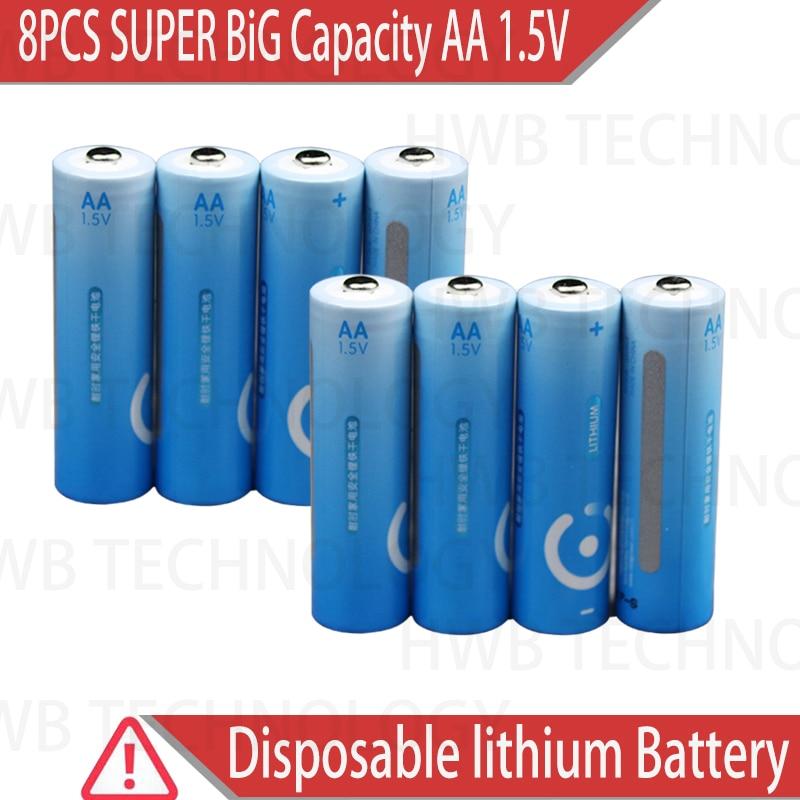 For maxell F2-40BL ER6C AA 3.6V 1800mAh Disposable Li battery