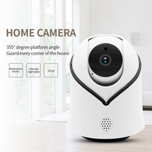 Ip-Camera PTZ Surveillance Home-Security Wireless Support Voice-Call Night-Vision Infrared