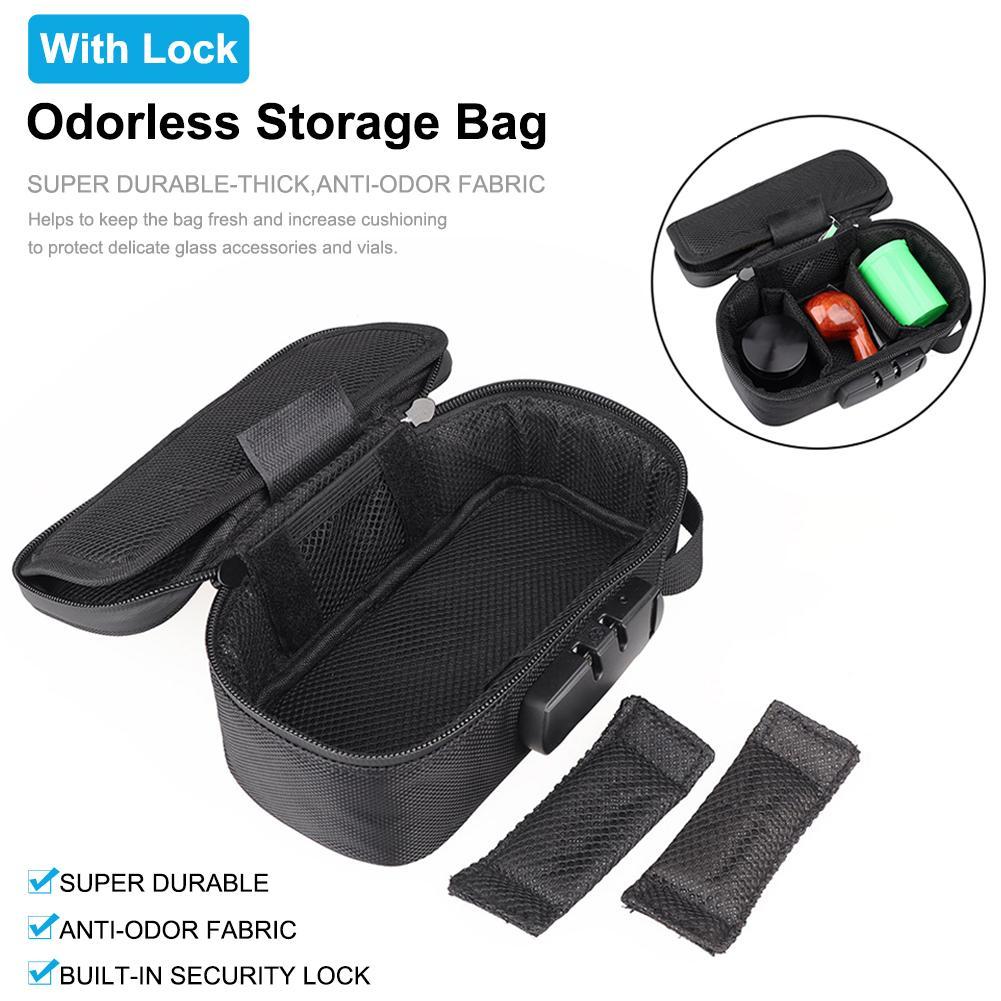 Firedog bolsas a prueba de olores con cerradura de combinaci/ón Marble Purple bolsa de 6 x 9 a prueba de olor contenedor para almacenamiento de viaje