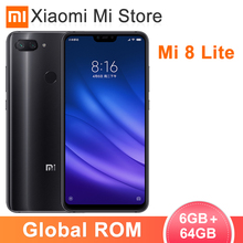 Xiaomi 8-Lite 6GB-RAM 64GB GSM/CDMA/LTE/WCDMA Quick Charge 3.0 Octa Core Fingerprint Recognition