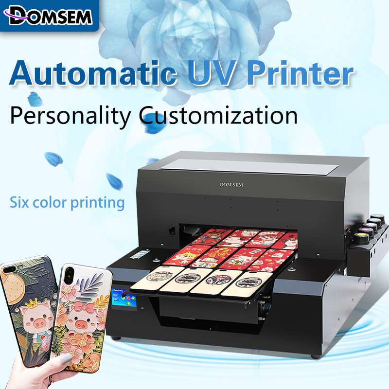 Uv-Printer T-Shirt Phone-Case Printing-Machine Light-Color Digital A3 for Lowest-Price title=
