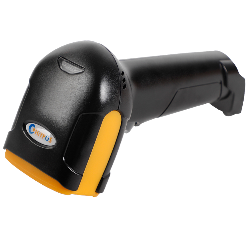 Barcode Scanner Code-Reader Bluetooth 2D Wireless Handhel Supermarket PDF417 1D QR title=