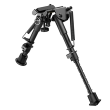 Scope Mounts 6-9 Inch Butterfly Bracket Metal Three-track bipod Hunting Tool Air Gun Accessories Mlok