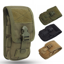 Purse Pouch-Bag Belt Fanny Molle-System Mobile-Phone Nylon Hunting Outdoor Waterproof