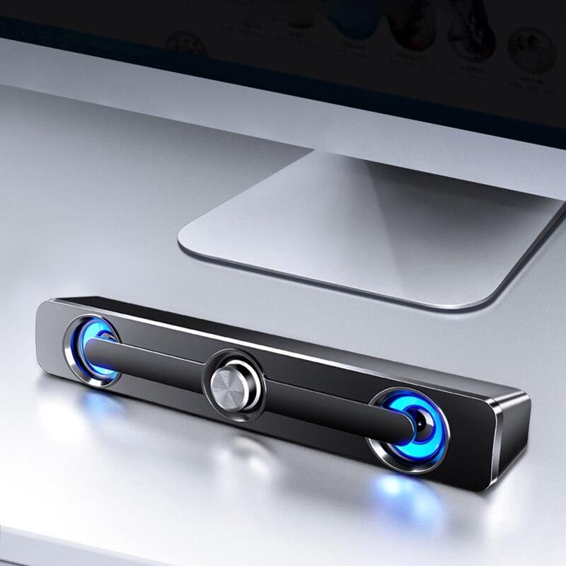 Enceinte stéréo 3D Surround Bluetooth pour PC tablette téléphone ou lecteur MP3