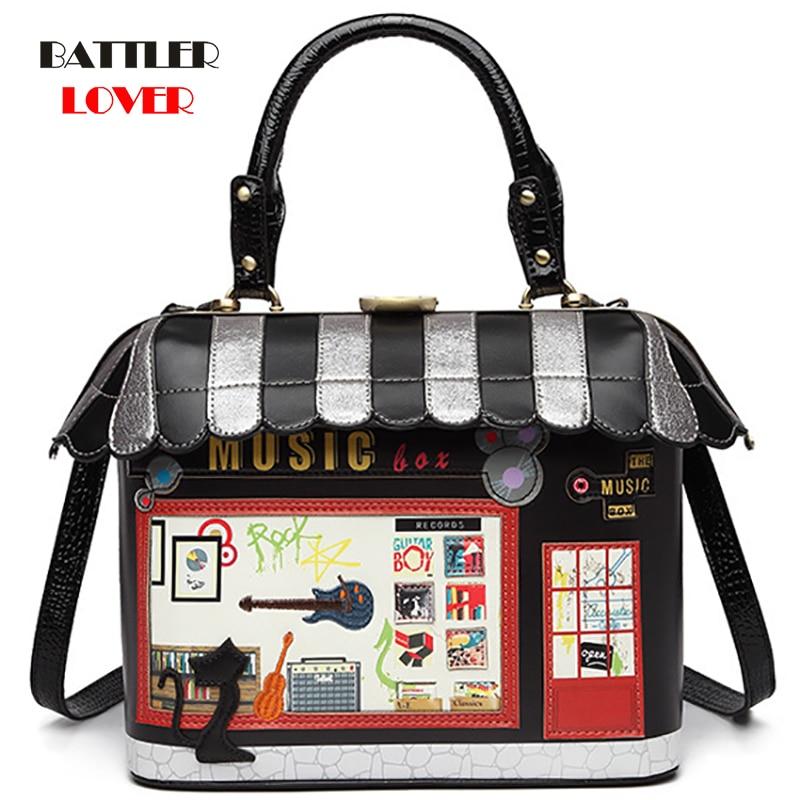 House Shaped Bags for Women 2019 Bags Women Handbag Bolsa Feminina Shoulder Messenger Bag Luxury Designer Womens Crossbody Bag