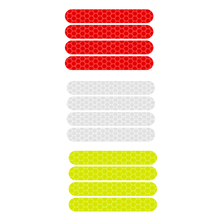 Skateboard Stickers Electric Scooter Decals Safety Protective Reflective Outdoor Scooters