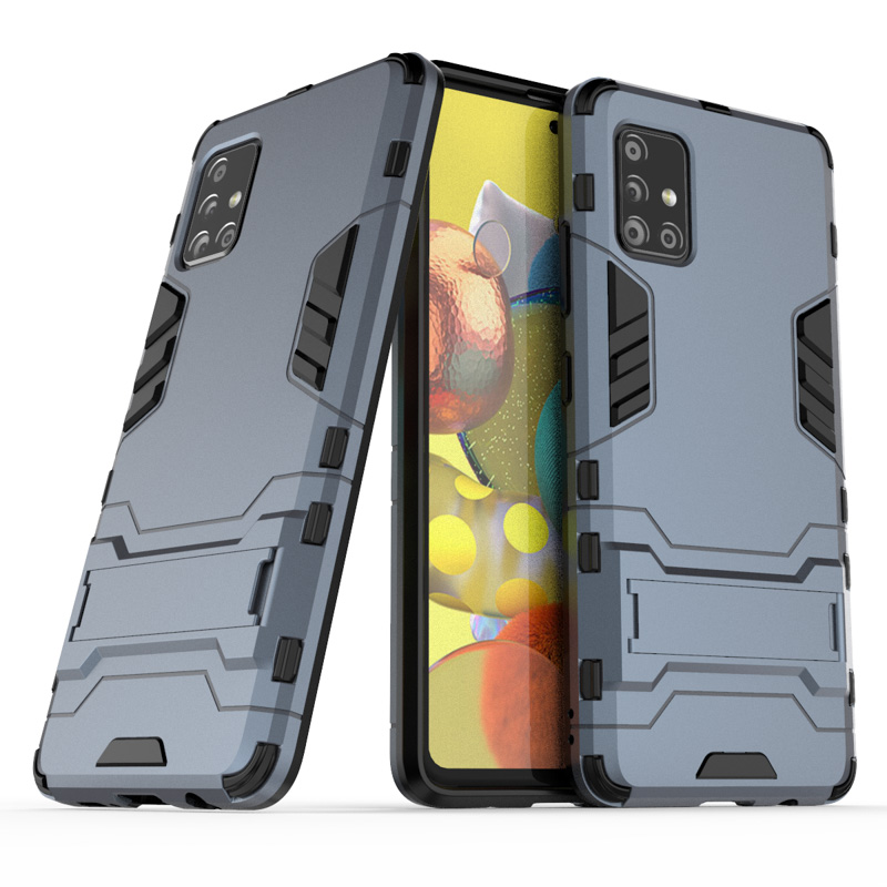 Hard Armor Case For Samsung A51 A71 5G Case Plastic Protective Phone Bumper For Samsung A11 A21S M21 M31 M11 Case Cover A 51 A71
