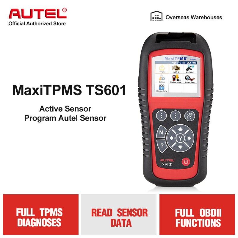 Autel MaxiTPMS TPMS PAD Diagnostic Sensor Progarmming Accessory Device TS401//601