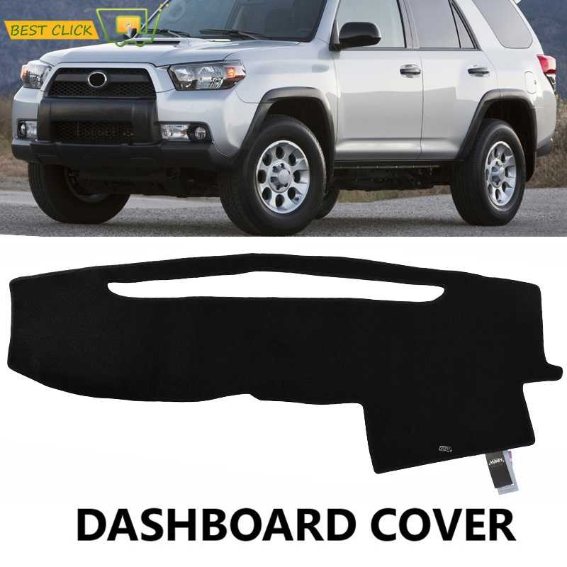 Крышка приборной панели Xukey для Toyota 4runner 2003 - 2009 Dashmat Dash Mat Dash Board Cover Pad Sun Shade Carpet