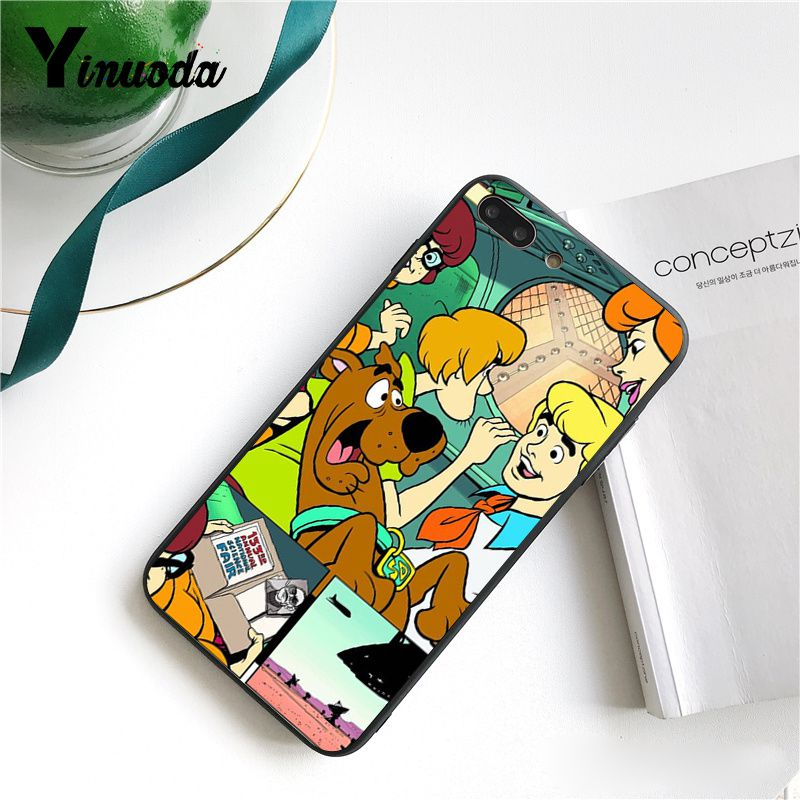 Shaggy and Scooby Doo