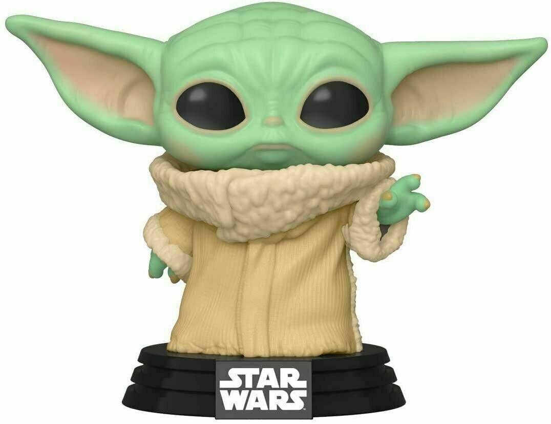Baby Yoda Mandalorian