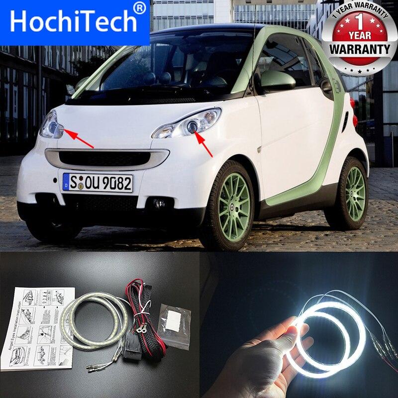"""smart/""logo key ring2 Stainless Steel Smart Car Key Chain for smart fortwo,451"