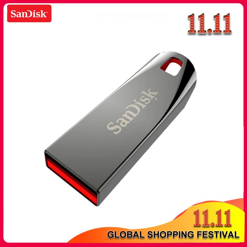 SanDisk Cruzer Fit CZ33 64GB Mini Nano USB Flash Pen Drive Memory Thumb Stick