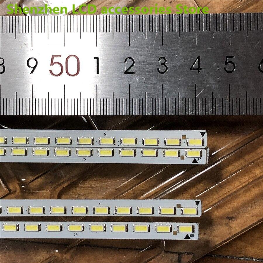 "1 PCS New 50/"" TV LED Strip  RSAG7.820.6412 for HE500IU-B51//S0 80LED 544mm"
