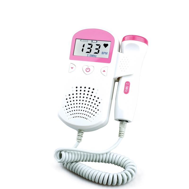 Ultrasound Fetal Heartbeat Detector 3