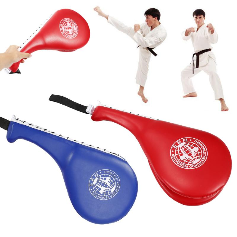 Details about  /Kicking Target Foot Kick Pad High-quality for Practice Taekwondo Boxing
