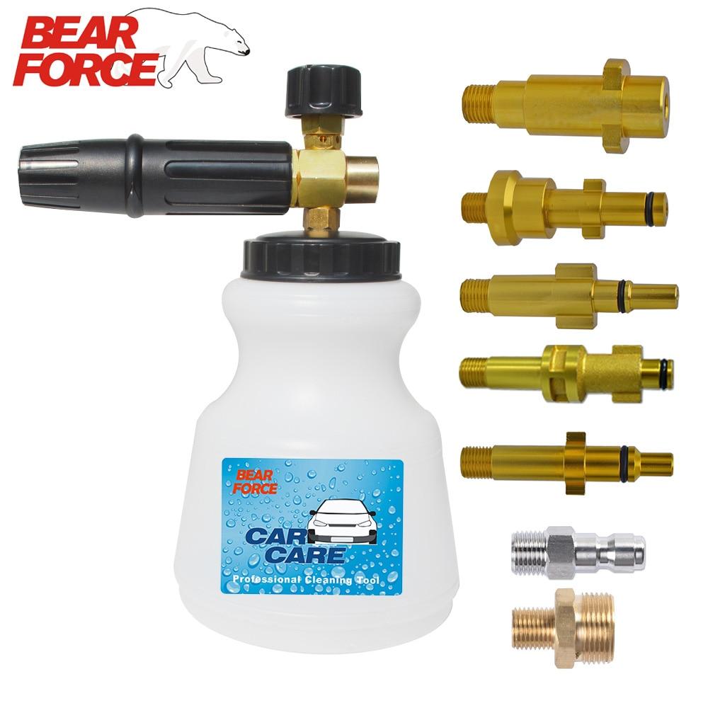Genuine STIHL boquilla de espuma de lavado a presión Limpiador de lavado de coches 1LTR Botella Lance