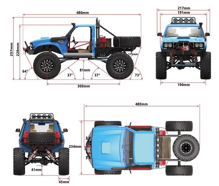 Für Traxxas Trx4 Motor halterung Aluminiumlegierung Sitz Simuliert Praktisch